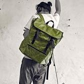 杜邦紙後背包-防水大容量輕便休閒男雙肩包2色73ym51【巴黎精品】