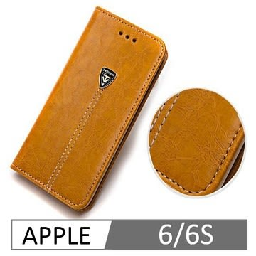 APPLE iPhone 6/ 6S (4.7吋) 優質皮革護套