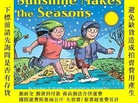 二手書博民逛書店Sunshine罕見Makes The SeasonsY255562 Branley, Franklyn Ma