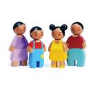 【美國Tender Leaf Toys】陽光娃娃家族(娃娃屋人偶配件)
