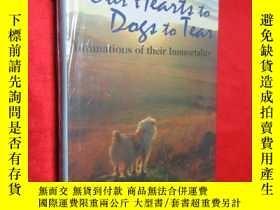 二手書博民逛書店We罕見Give Our Hearts to Dogs to T