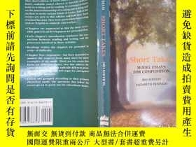 二手書博民逛書店Short罕見Takes: Model Essays for Composition(詳見圖)Y6583 El