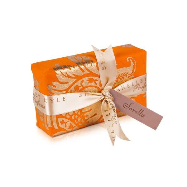 Shelley Kyle雪莉凱 索蕾拉法式香水香皂150g