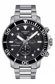 TISSOT 天梭錶 SEASTAR1000海洋之星300m潛水石英款 T1204171105100黑/45mm