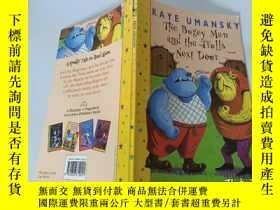 二手書博民逛書店The罕見Bogey Men and the Trolls Next Door:妖怪和隔壁的巨魔Y200392