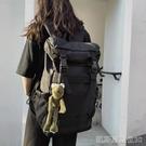 登山包潮牌雙肩包男大容量背包簡約休閒旅行包防水運動戶外旅遊登山包 【快速出貨】