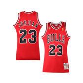 NBA Mitchell and Ness 96MJOR3 Michael Jordan球衣