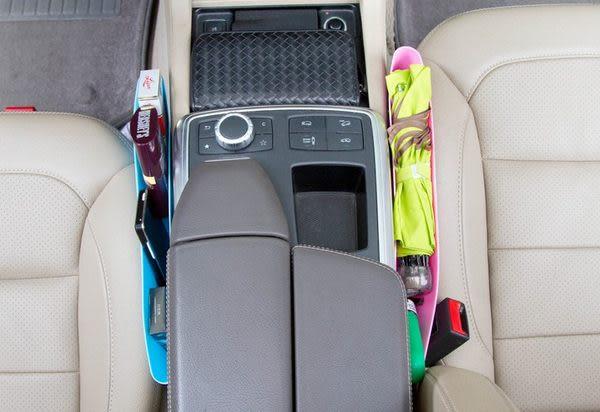 4色可選 縫隙收納盒 車用收納盒 手機置物盒 百貨/汽車收納箱 【4G手機】