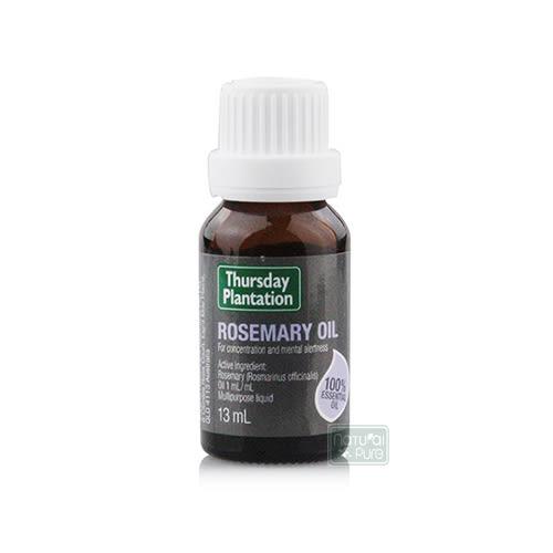 星期四農莊迷迭香油 Rosemary Oil(13ML)【台安藥妝】