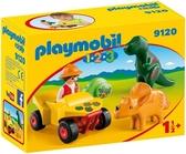 摩比人9120 Playmobil 123-小探險家與恐龍