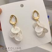 《Caroline》★韓國熱賣造型時尚 高貴典雅設計  耳環71111