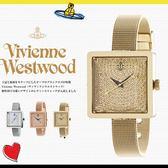 【人文行旅】Vivienne Westwood | VV053GDGD 英國時尚精品腕錶