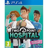 [哈GAME族]免運費 可刷卡●超KUSO醫院模擬●PS4 雙點醫院 中文版 TWO POINT HOSPITAL 2/26發售