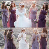 【優選】姊妹裝大碼顯瘦短款小禮服晚禮服連衣裙