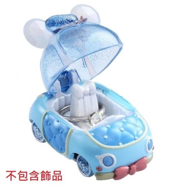 TOMICA JW 粉鑽蝴蝶結小車 唐老鴨 TOYeGO 玩具e哥