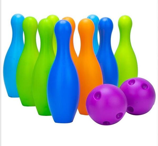 保齡球 兒童保齡球玩具室內兒童球類套裝戶外親子運動兒童益智游戲大號瓶【快速出貨八折優惠】