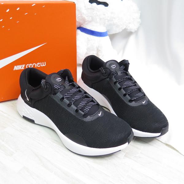 NIKE W RENEW SERENITY RUN 女款 輕量緩震 慢跑鞋 DB0522002 黑【iSport】