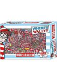 威利在哪裡 1000片盒裝拼圖