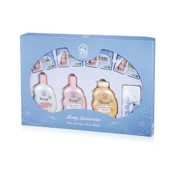KUKU酷咕鴨有機嬰兒沐浴禮盒