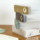 cd收納盒專輯盒光盤保護盒dvd唱片收納箱ps4游戲盤光碟碟片收納包 秋季新品
