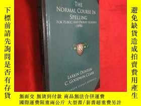 二手書博民逛書店The罕見Normal Course in Spelling: For Public and Private Sc