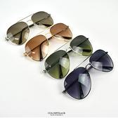 太陽眼鏡 復古型男金屬素款墨鏡NY452