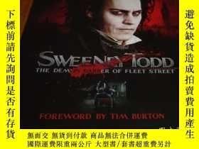 二手書博民逛書店2手英文罕見Sweeney Todd: The Demon Ba