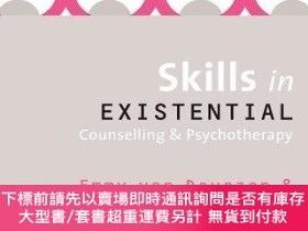 二手書博民逛書店Skills罕見In Existential Counselling And Psycho Y255174 E