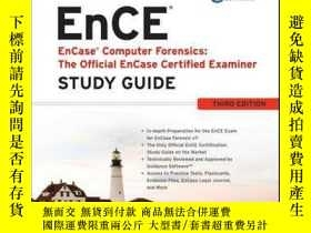 二手書博民逛書店EnCase罕見Computer Forensics -- The Official EnCE: EnCase C