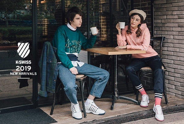 K-SWISS Court Lite Velcro休閒運動鞋-女-黑