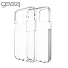 Gear4 Crystal Palace iPhone 12 mini 5.4吋 透明抗菌防摔殼