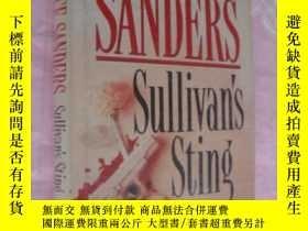 二手書博民逛書店Sullivan s罕見Sting 布面精裝帶書衣Y146810