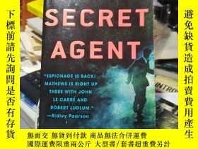 二手書博民逛書店The罕見Secret Agent【英文原版書】Y246860 The Secret Agent The Se