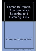 二手書《Person to Person: Communicative Speaking and Listening Skills (Person to Person)》 R2Y ISBN:0194341526