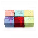 經典時尚精美飾品禮盒(小)可放耳環,戒指-隨機出貨