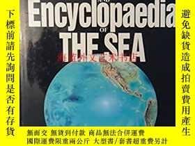 二手書博民逛書店The罕見Times Atlas and Encyclopaedia of the SeaY28384 Tim