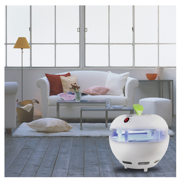 SAMPO聲寶 9瓦光觸媒吸入式捕蚊燈 MLS-W1219CL【福利品九成新】