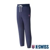 K-SWISS Heritage Jogger Pant運動長褲-男-深藍