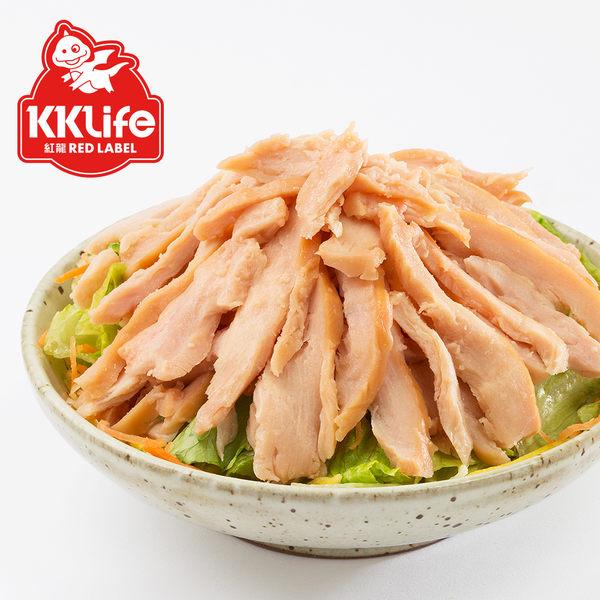 【免運組】軟嫩煙燻雞肉片3包組 (1kg/包)