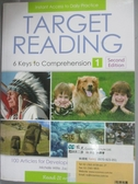 【書寶二手書T1/大學商學_NFQ】Target reading. 1_Michelle Witte, Zachary Fillingham著