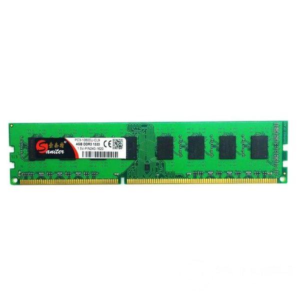 記憶體 DDR3 1333 4G AMD專用 桌電記憶體 兼容1600 可雙通8G