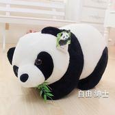 (百貨週年慶)抱枕熊貓公仔毛絨玩具黑白布偶抱枕抱抱熊大號玩偶娃娃兒童節禮物