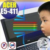 【EZstick抗藍光】ACER Aspire E14 E5-411 系列 防藍光護眼螢幕貼 靜電吸附 抗藍光