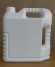 YT店(透氣墊片瓶蓋) 【HDPE塑膠容器】農藥瓶、肥料瓶 4000cc / 1箱 / 24支【台灣製MIT】