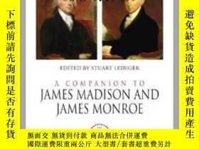二手書博民逛書店【罕見】2012年 A Companion to James M