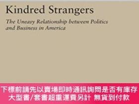 二手書博民逛書店Kindred罕見StrangersY255174 Vogel, David Princeton Univer