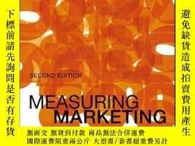 二手書博民逛書店Measuring罕見Marketing: 110+ Key Metrics Every Marketer Nee