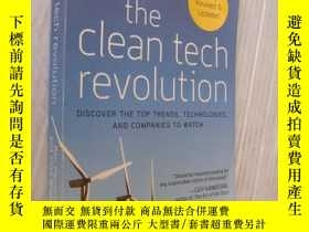 二手書博民逛書店The罕見Clean Tech Revolution:Disco