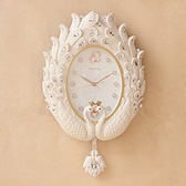 海之星歐式掛鐘客廳鐘表創意時尚靜音藝術簡約時鐘豪華掛表