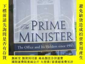 二手書博民逛書店PRIME罕見MINISTER PETER HENNESSY THE OFFICE AND ITS HOIDERS